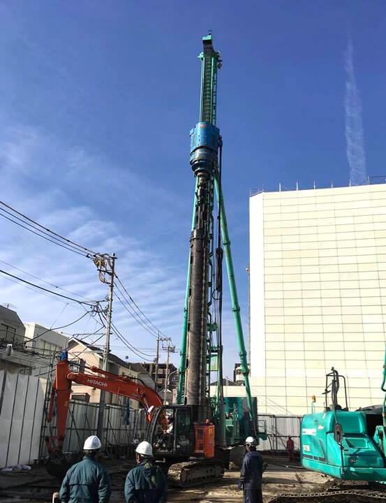 河本開発工業株式会社は土木工事、港湾工事、解体工事を請負   横浜市 ...